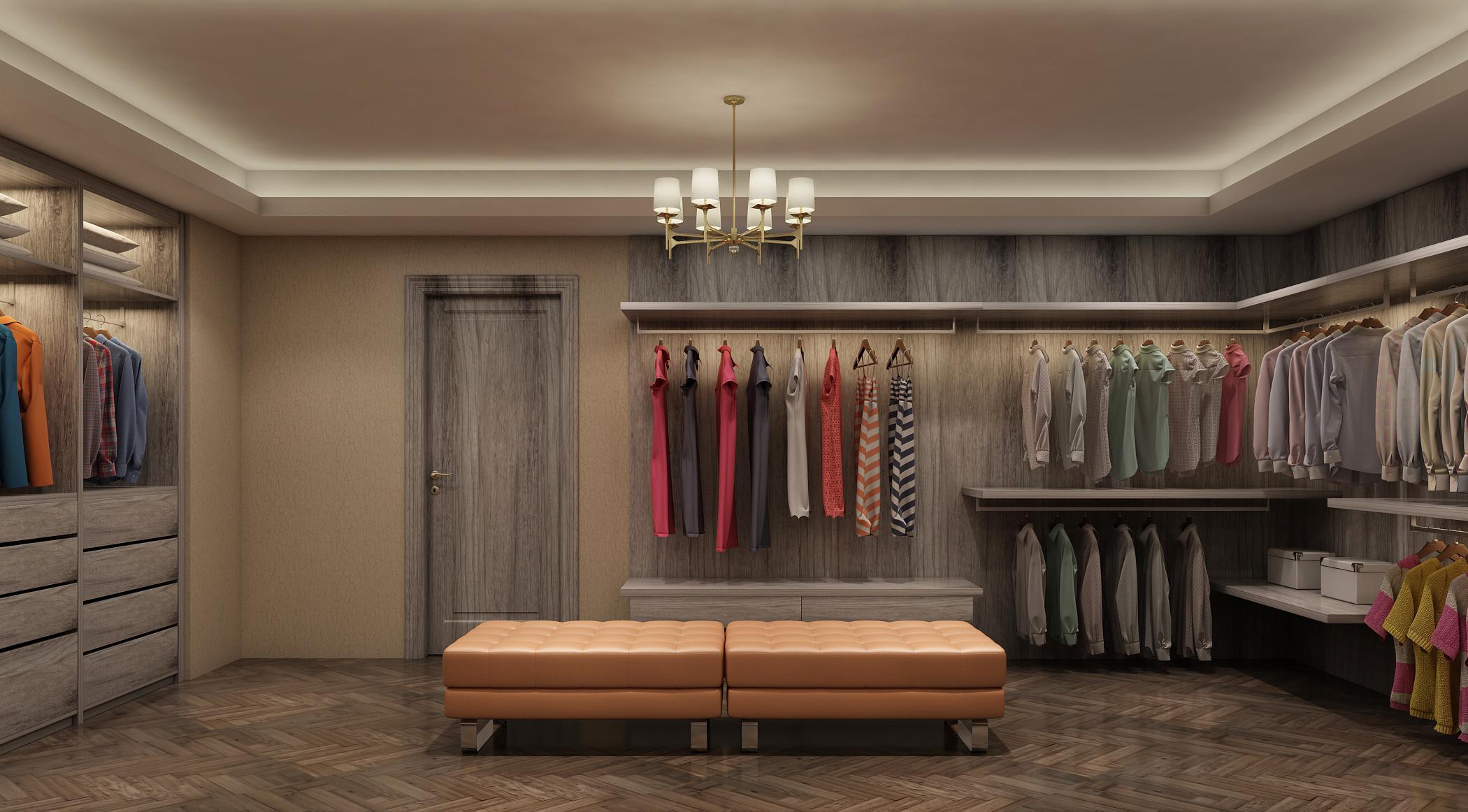 广州衣柜定制加盟:选择衣柜的小建议!