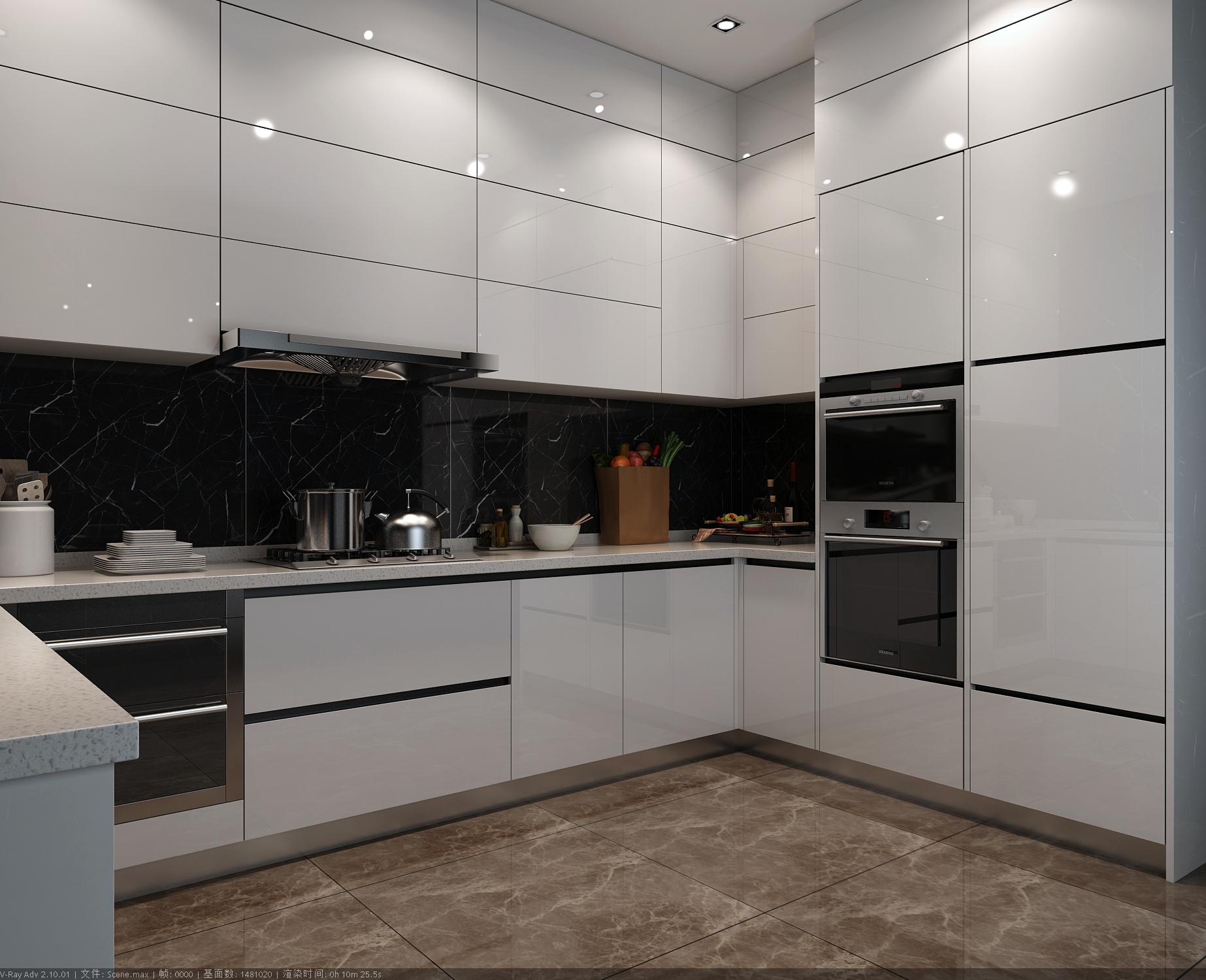 广州橱柜招商公司:如何搭配厨房橱柜和台面!