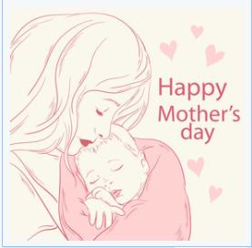 母亲节快乐!