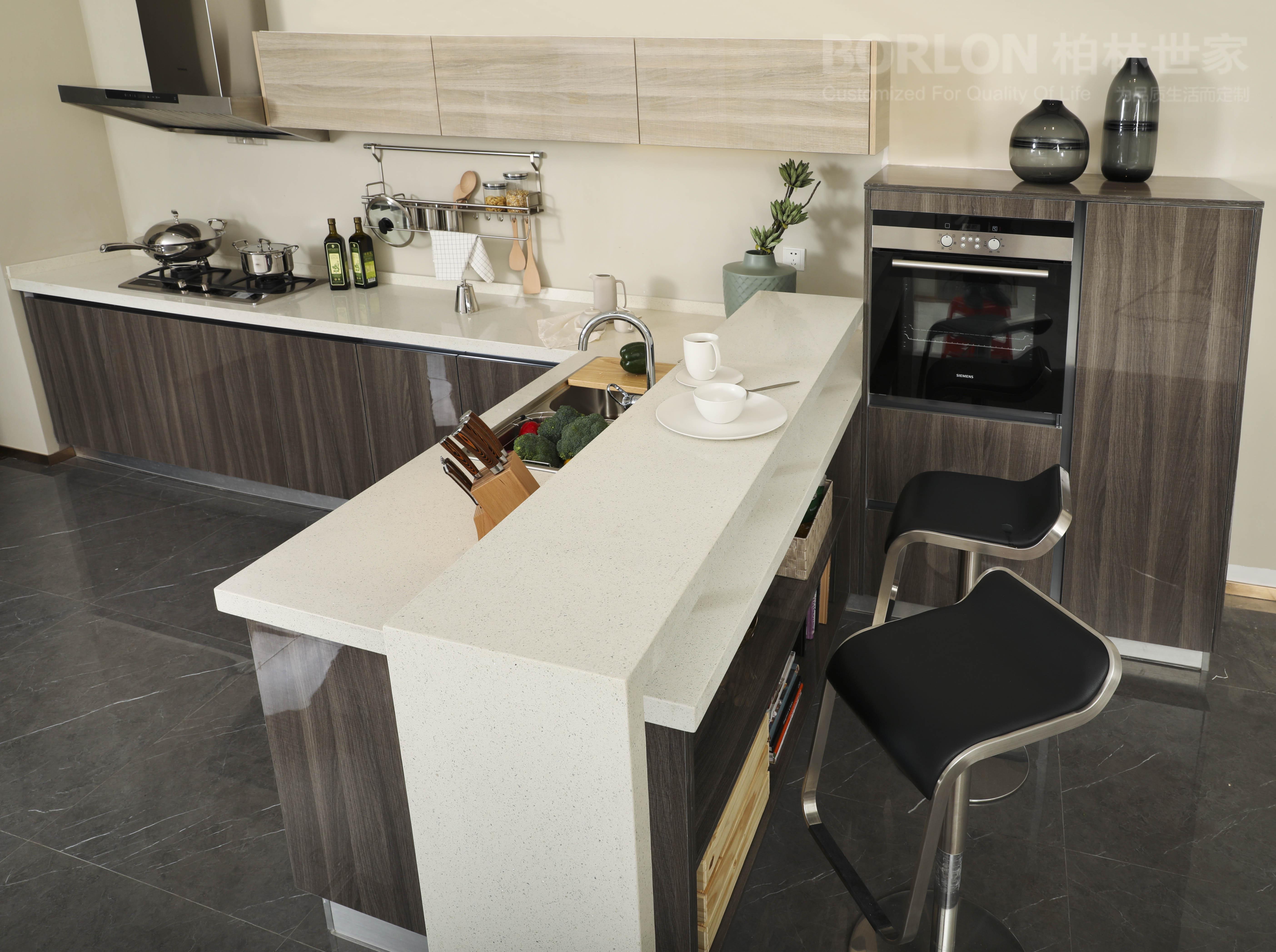 来柏林世家挑选一款品质橱柜,让生活感受时代厨房的魅力