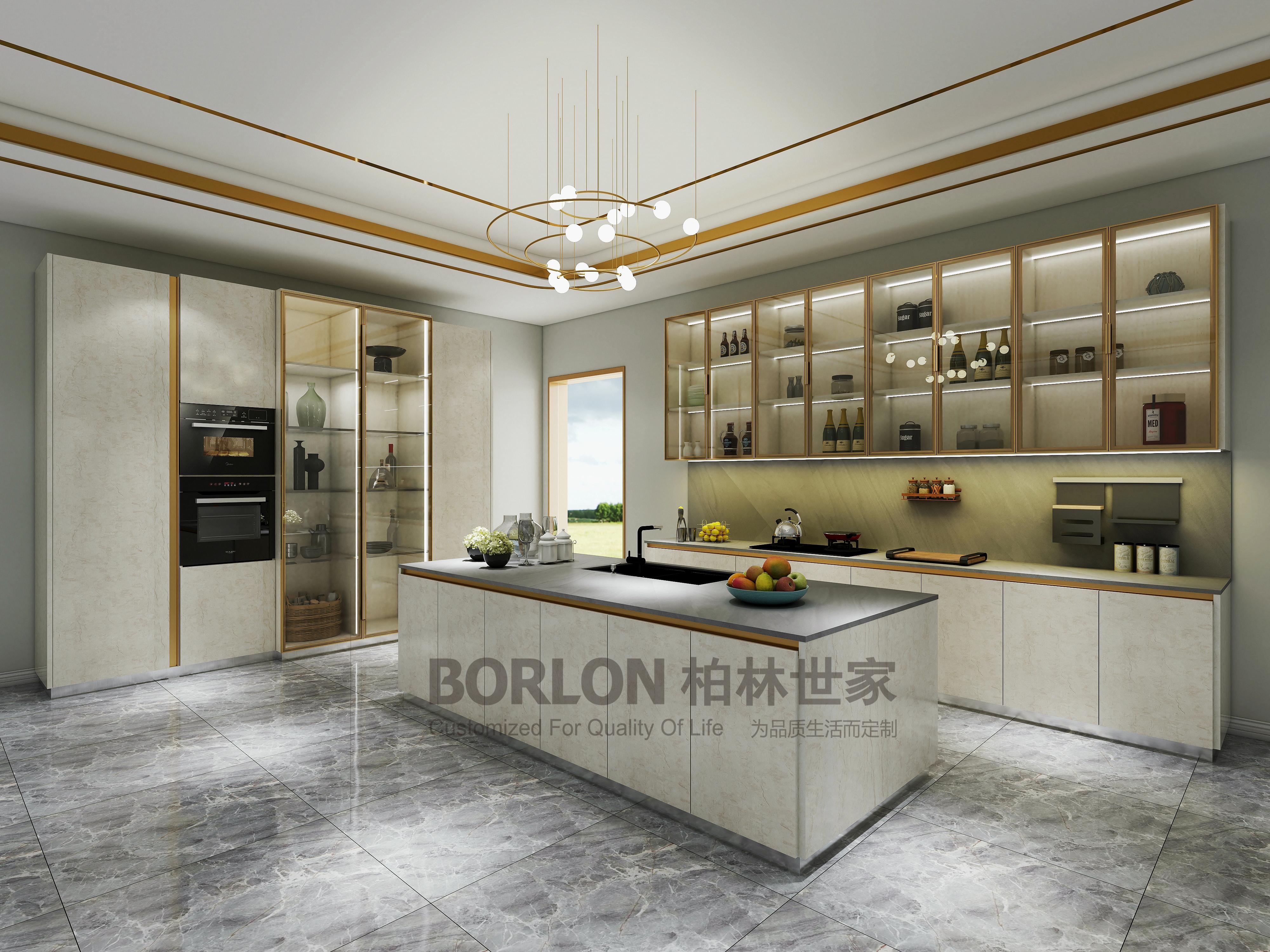柏林世家|装修厨房一定要知道的五个原则,别怪我没告诉你!