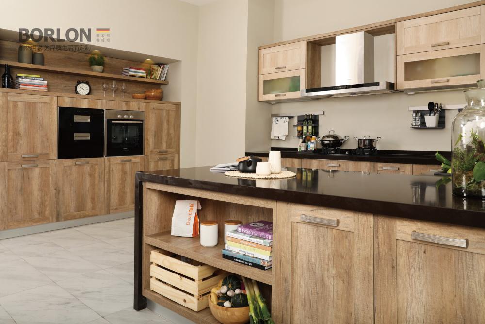 柏林世家:厨房橱柜在改造厨房的时候需要注意什么?