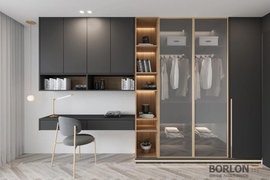 【柏林世家】怎么装饰我们的卧室?挑选一款合适你的衣柜