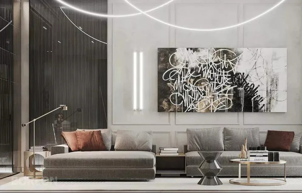 【柏林世家全屋高端定制】光影交织,造就有温度的奢华空间